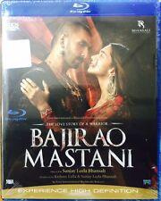 Bajirao Mastani Blu-Ray - Ranveer Deepika Padukone - Hindi Movie Bluray