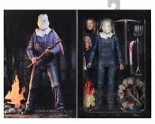 NECA Friday the 13th Part 2 - Jason Voorhees Ultimate Actionfigur 18 cm  Neu/Ovp