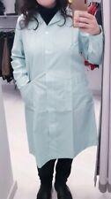 Baby mujer Colegio limpieza talla 54 rayas verdes bata uniforme delantal