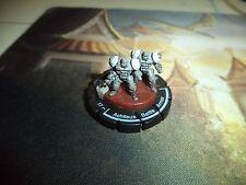 Achileus Battle Armor #021 MechWarrior Death from Above 17 Points
