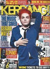 KERRANG! #1536 SEP 2014: MY CHEMICAL ROMANCE All Time Low YOU ME AT SIX