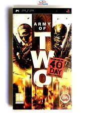 Army of Two the 40th Day Sony PSP Español precintado