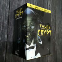 Tales from the Crypt Complete Series Seasons 1-7 DVD Fast shipping Priority Mail