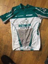 "Ostwest Mtb Team Owe Cycling Jersey Size 4 , 38"" Chest"