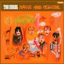 The Coral : Magic & Medicine CD (2005)  **BARGAIN**  FREE!! UK 24-HR POST!!