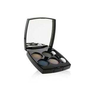 NEW Chanel Les 4 Ombres Quadra Eye Shadow (No. 324 Blurry Blue) 2g/0.07oz Womens