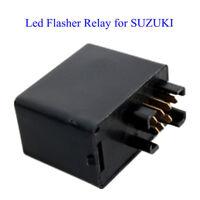 12V 7 Pin Flasher Relay LED Indicators For Suzuki DRZ400 GSF 600 Bandit GSXR SV