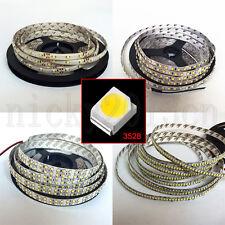5M LED Flexible Strip Light 3528 2835 3014 5050 5054 5630 5730 7020 SMD 12V