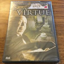 Easy Virtue (DVD) Alfred Hitchcock Drama (New & Sealed!) Free 1st Class Shipping