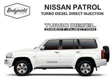 Nissan Patrol TURBO DIESEL DIRECT INJECTION