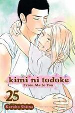 Kimi ni Todoke: From Me to You, Vol. 25 by Shiina, Karuho