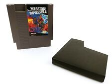 MISSION: IMPOSSIBLE NES Nintendo Entertainment System Ultra 1990 Cleaned/Tested