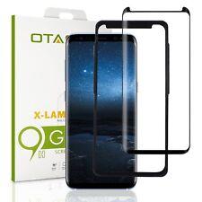 OTAO Samsung Galaxy S8 Plus Tempered Glass Screen Protector [Update Version] ...
