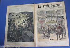 Le petit journal 1892 71 un coup de grisou mine anderlues