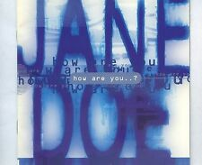 CD JANE DOE how are you HOLLAND EX