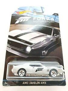 Hot Wheels Mattel Toy collect Scale 1:64 Diecast Model Amc Javelin Amx