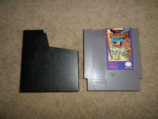 Disney's Chip 'N Dale: Rescue Rangers (Nintendo Entertainment System, 1990)