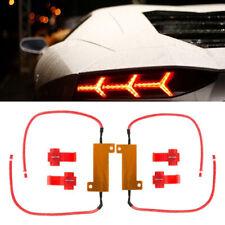 2pcs Load Resistor 50W 6RJ 6ohm LED Decoder FIX Hyper Flash Turn Signal Blinker
