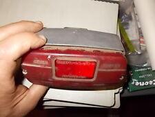 Fanalino posteriore Ducati 250 350 450 e carter stretti usato