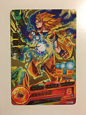DRAGONBALL HEROES Gummy Part9 RARE Card GPBC5-01 Super Saiyan3 SON GOKU