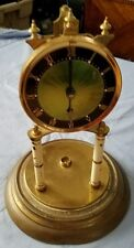 Vintage Forestville Clock Co Wind Up Anniversary Clock for partsAS-IS