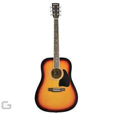 Guitares acoustiques sunburst