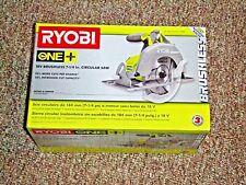 Ryobi P508 18VLithium Ion Cordless Brushless 7 1/4 in. 3,800 RPM Circular Saw