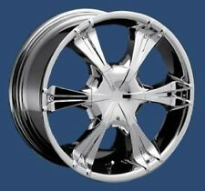"Brand New MK-21 wheel 18"" Chrome (5x114.3/5x120) (Set of 4)"