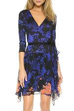 Diane von Furstenberg  Riviera Wrap Dress  US size 12 $498