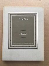 I LUSIADI - Luìs de Camões - Utet - 1966