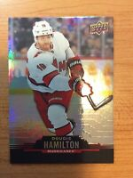UD TIM HORTONS 2020-2021 DOUGIE HAMILTON HOCKEY CARD #33 CAROLINA HURRICANES