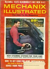 1965 Mechanix Illustrated Magazine: New Steering System for Your Car/Oldsmobile