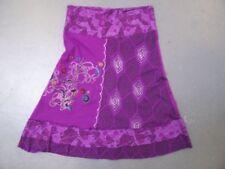 Unbranded Cotton Knee-Length Skirts for Women