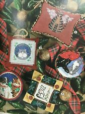 Just Cross Stitch Special Christmas Ornaments Issue 2005  Holidays