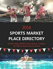 Sports Market Place Directory, 2016 Paperback Laura Mars