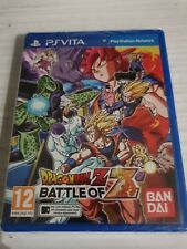 Dragon Ball Z Battle Of Z PS VITA _ NEUF CELLO EDITEUR _ LIRE LA DESCRIPTION SVP