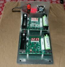 BATTERY TESTER 18650 3.7 VOLT LI-ION, DOUBLE CELL TEST, TOTAL mah RESULTS