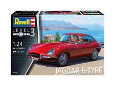 Revell 07668 - 1/24 Jaguar E-Type - Neu