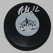 PATRICK O'SULLIVAN signed *LOS ANGELES KINGS* hockey puck AUTOGRAPHED W/COA