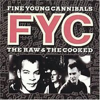 Fine Young Cannibals Raw & the cooked (1988) [CD]