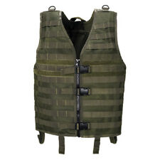 Aanval Gevecht Adjustable Vest Molle Light Modular Tactisch Airsoft Olive