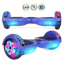 """6.5"""" Self Hoverboard Balancing Electric Smart Scooter with Ul 2272 Colorful Led"""