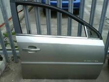 VAUXHALL SIGNUM DRIVERS FRONT DOOR SILVER 158 02-09