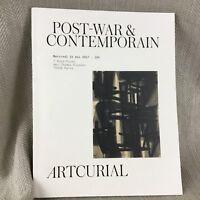 Asta Catalogo Contemporary E Moderno Art Architettura Design Francese Libro