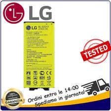 Batteria Nuova  Per LG G5 H850 BL-42D1F 2800mAh 3.85V Ricambio Li-Ion