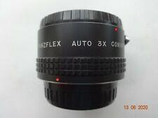 Camera lens converter
