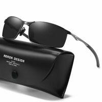 HD Polarized Photochromic Sunglasses Men UV400 Transition Lens Driving Glasses
