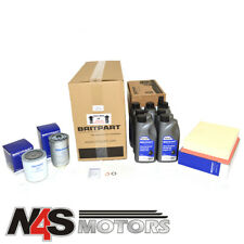 LAND ROVER DISCOVERY 1 300TDI BRITPART SERVICE KIT WITH OIL. PART DA6007COM
