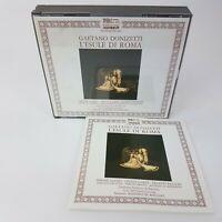 Donizetti L'ESULE DI ROMA | 2 CD | Bongiovanni