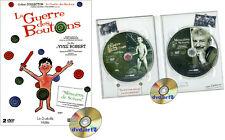 DVD : LA GUERRE DES BOUTONS (1962) - Coffret 2 DVD - film d'Yves Robert - RARE